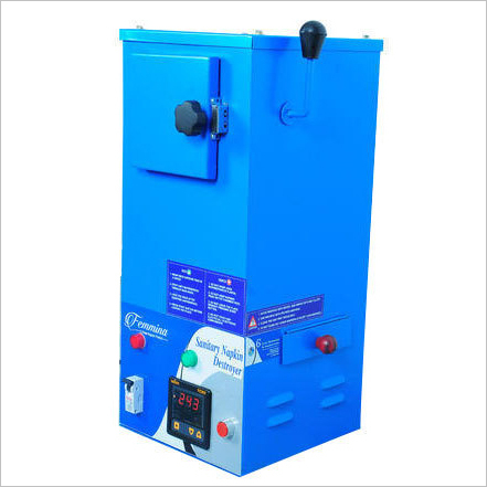 Femmina Eco Model Sanitary Napkin Destroyer
