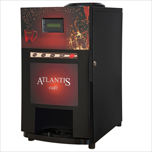 Atlantis Mini 2 Lane Tea and Coffee Vending Machine