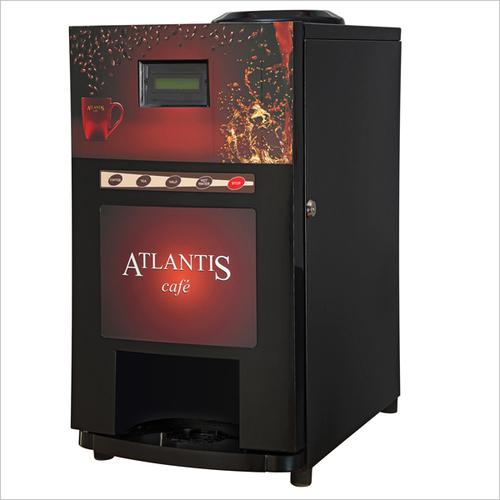 Atlantis Tea and Coffee Vending Machines