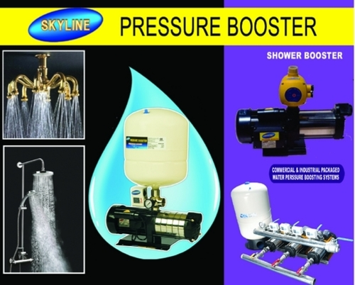 Tirupur Apartment Pressure Booster Pumps