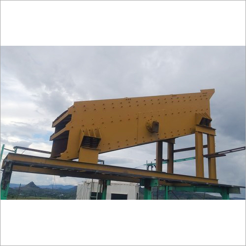 Inclined Vibrating Feeder