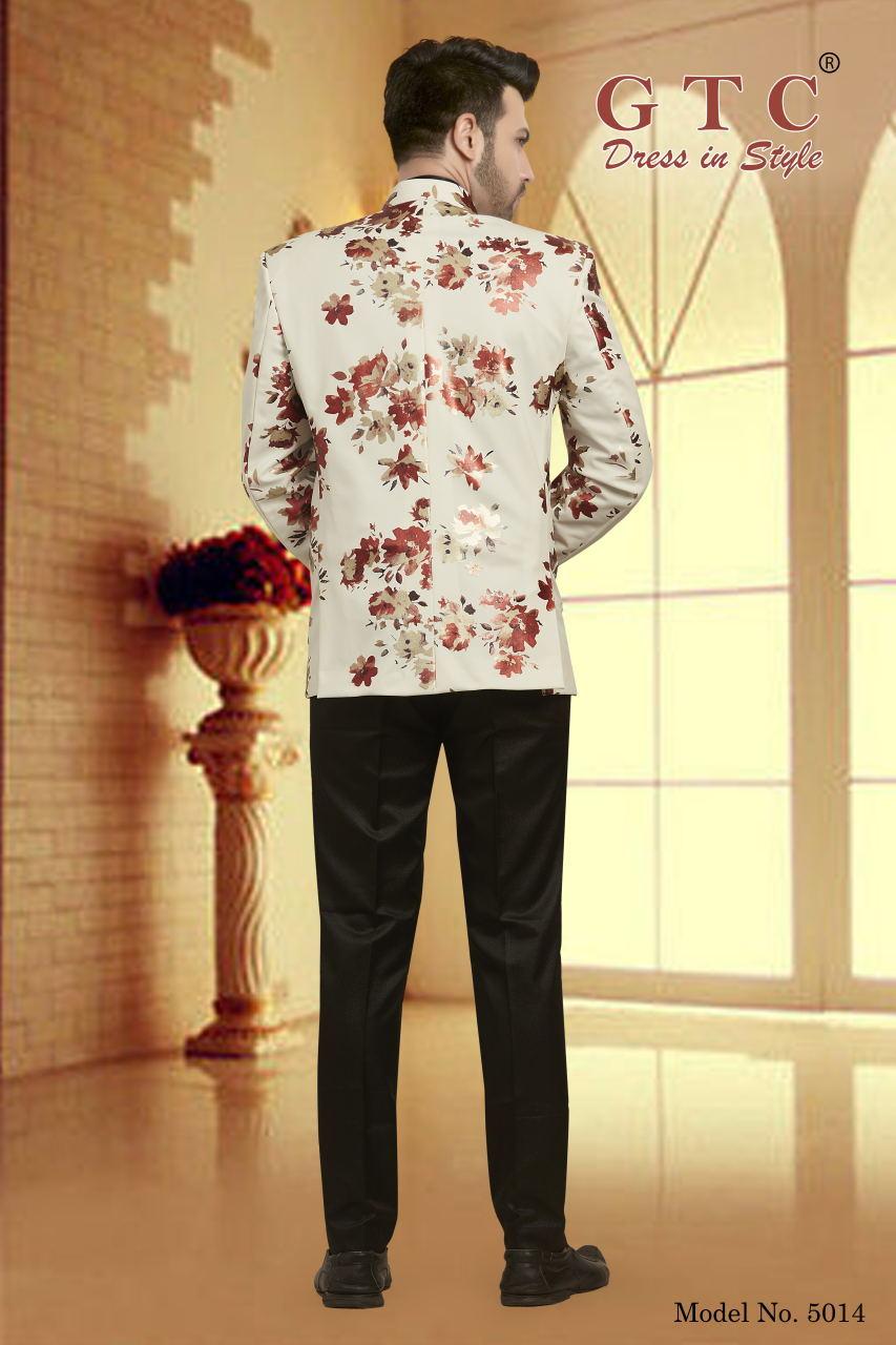 5014 Jodhpuri Suit