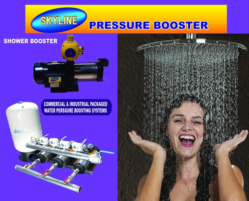 Trichy Residential Application Pressure Booster Pump System