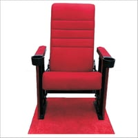 Push Back Tip Up Chair