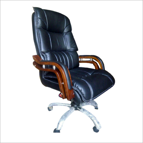 Boss Leather Adjustable Chair