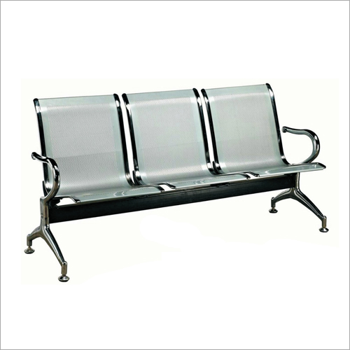 3 Seater Visitor Bench