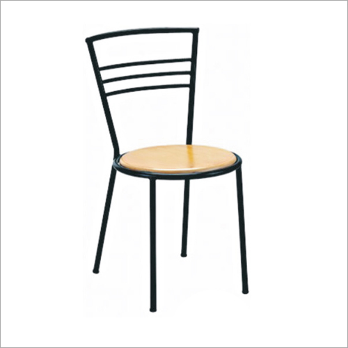 Armless Cafe Chair