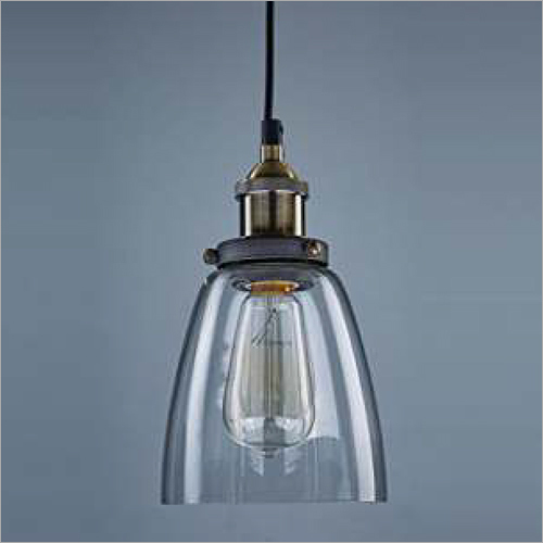 Decorative Glass Hanging Light