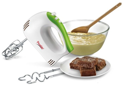 Prestige PHM 1.0 250-Watt Hand Blender with One Touch Turbo Button (Green White)