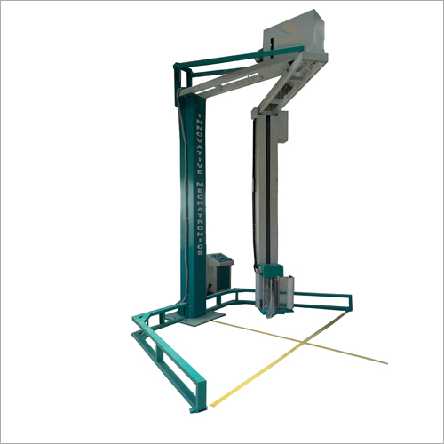 Arm Type Pallet Wrapping Machine