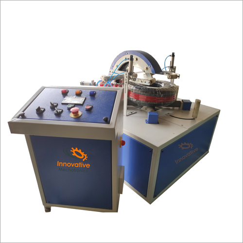 Corrugated Pipe Wrapping Machine