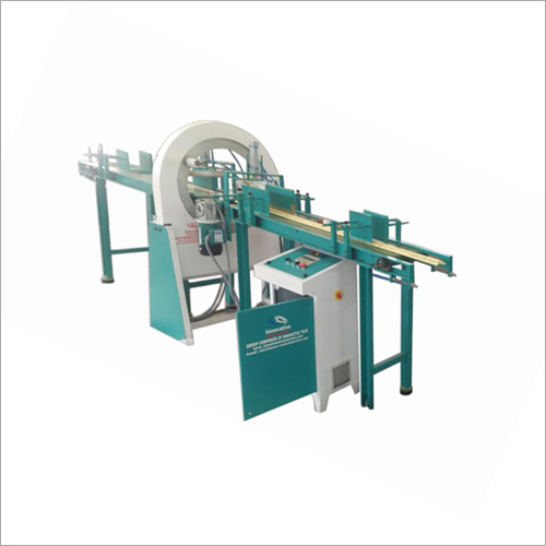 Orbital Stretch Wrapping Machine