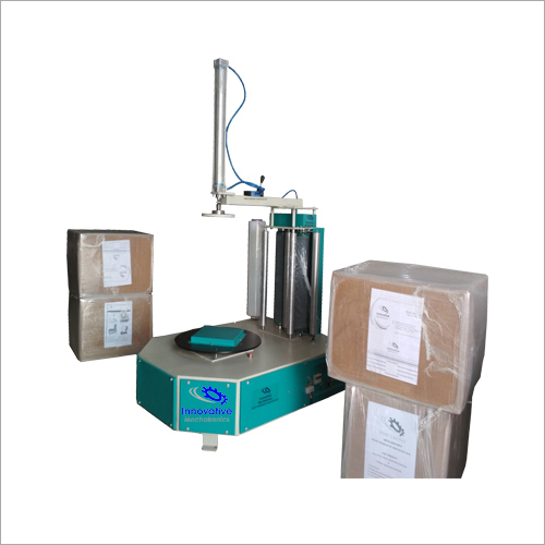 Industrial Pallet Stretch Wrapping Machine
