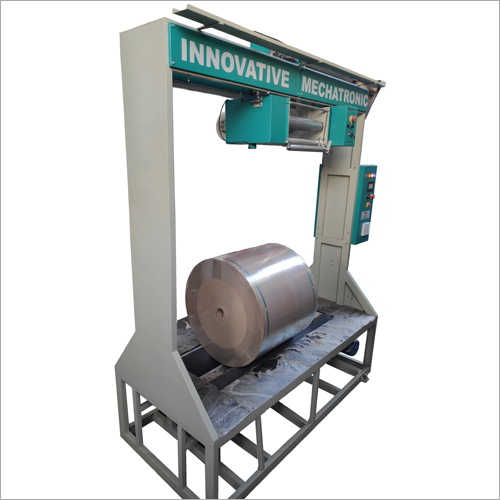 Radial Reel Wrapping Machine