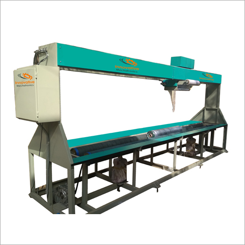 Radial Stretch Wrapping Machine