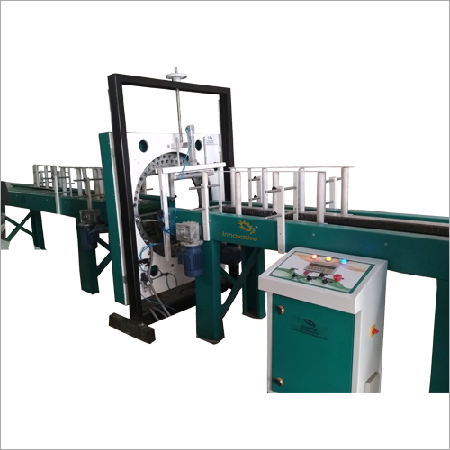 Automatic Orbital Stretch Wrapping Machine