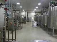 Juice Processing and Packaging Plant