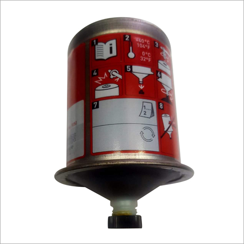 Automatic Grease Cartridge
