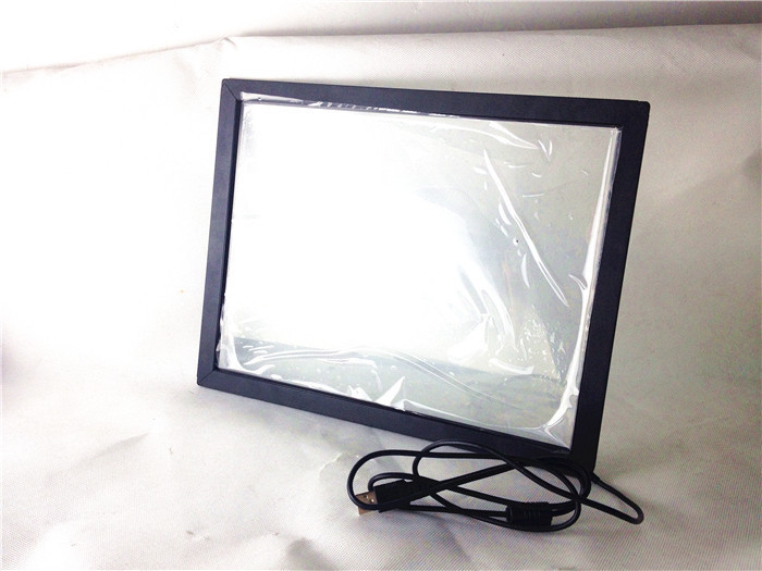 12.1 Inch IR Touch Screen MultiTouch Overlay