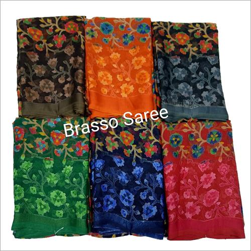 Brasso Saree