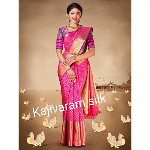 Kajivaram Silk Saree