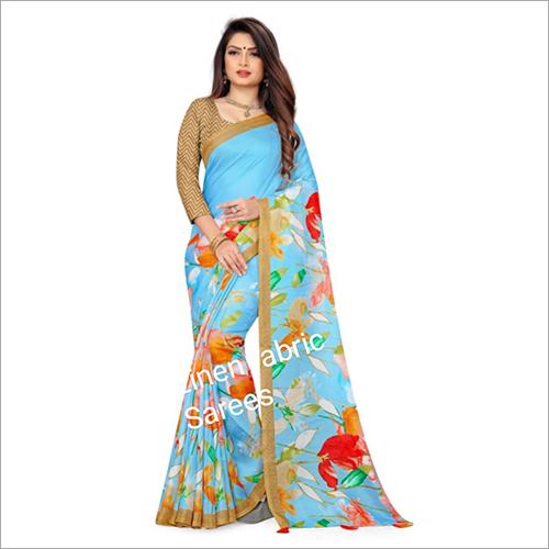 Liner Fabric Sarees