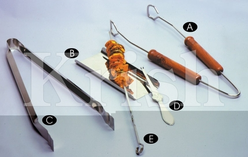Barbeque tools