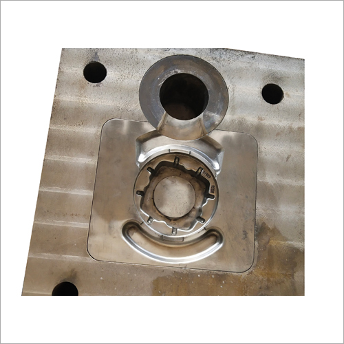 Motor Cover Aluminum Die Casting Mould