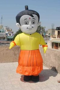 Chhota Bheem Inflatable