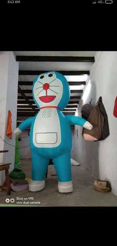 Doremon Inflatable Toy