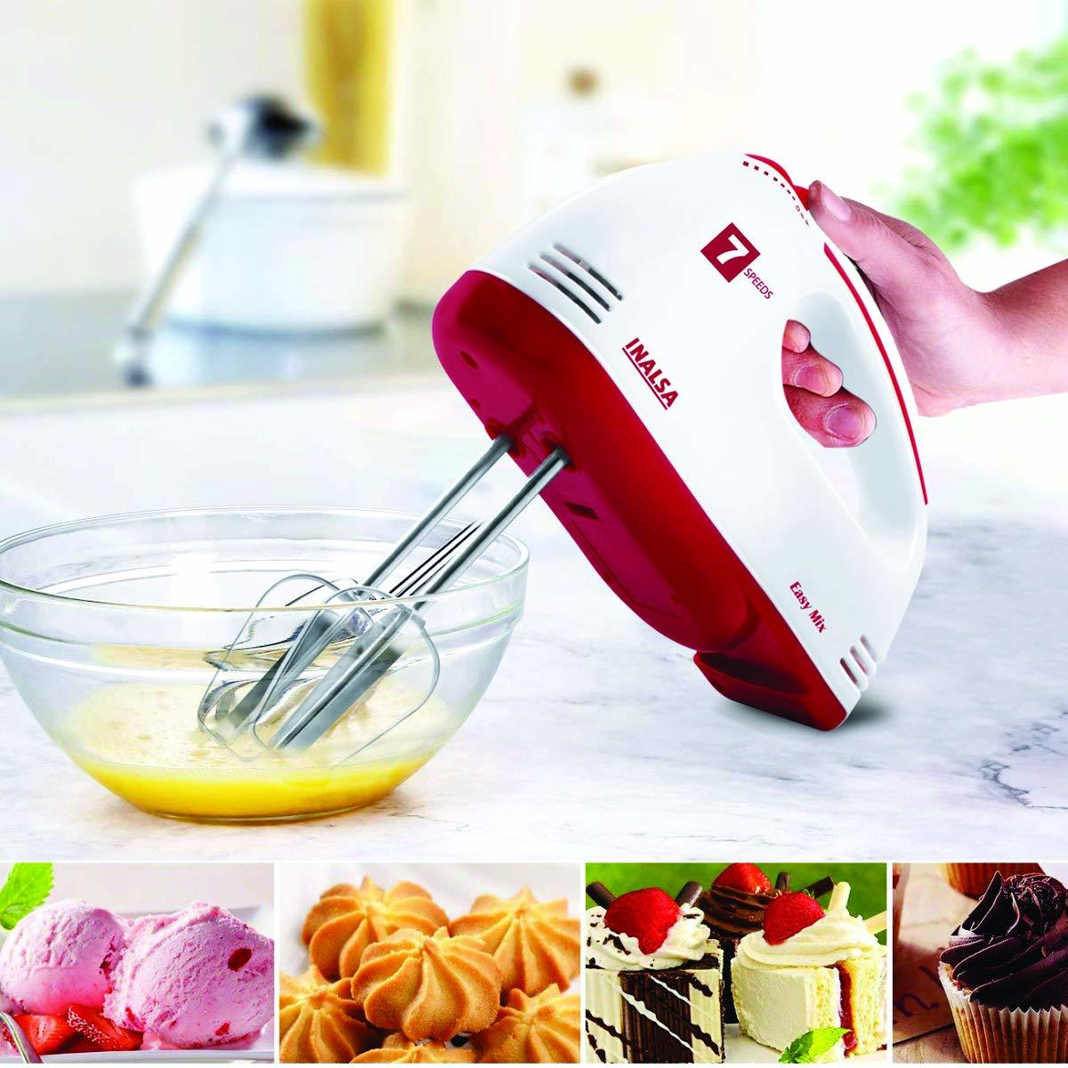 Inalsa Hand Mixer Easy Mix