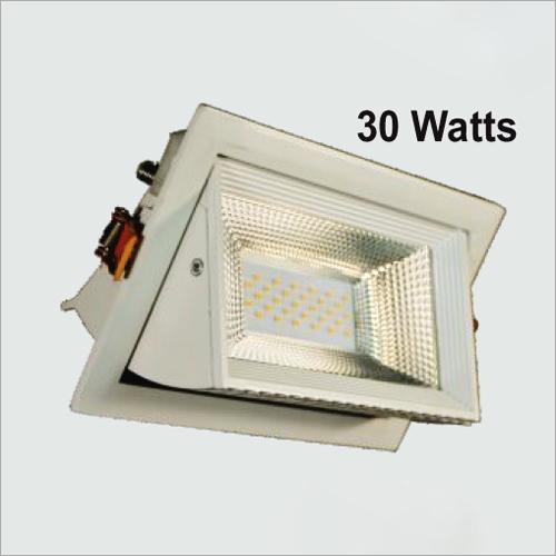 30W LED Rectangle Zoom Light