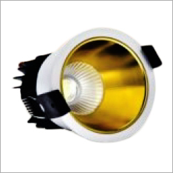 Golden And White LED COB Light