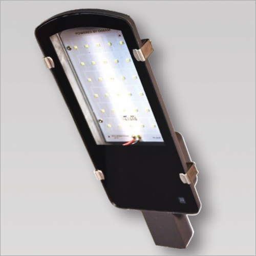 Glass Model LED Street Light