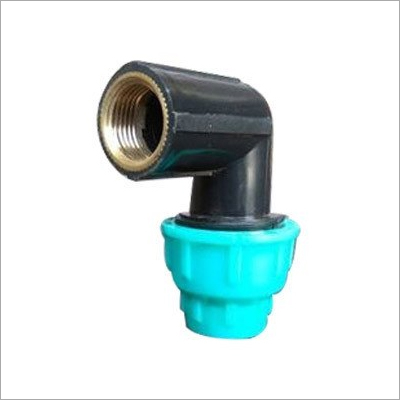 4 Inch PP Compression Elbow