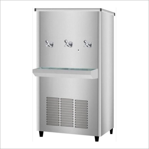 SS Three Tap Water Chiller