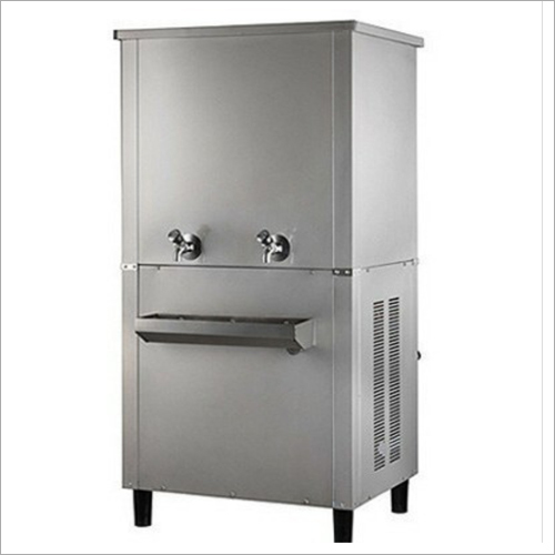 Stainless Steel Double Tap Water Chiller