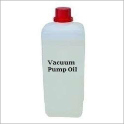 Vacuum Oil and Greases