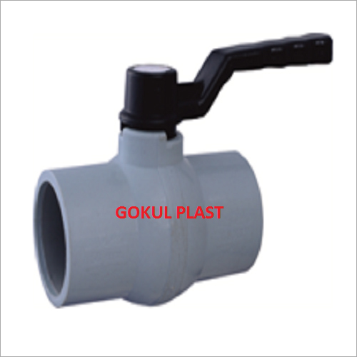 Long Handle PP Solid Gray Valve