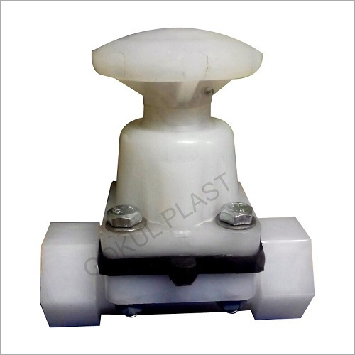 PP Threaded End Diaphragm Valve