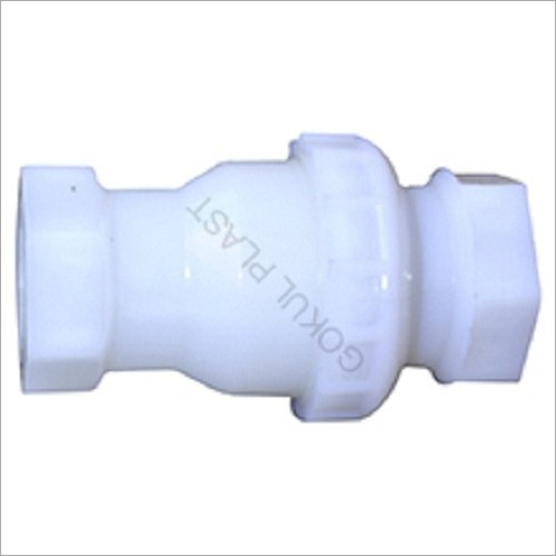 Screwed End PP Foot Valve
