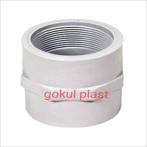 PP THREADED COUPLER