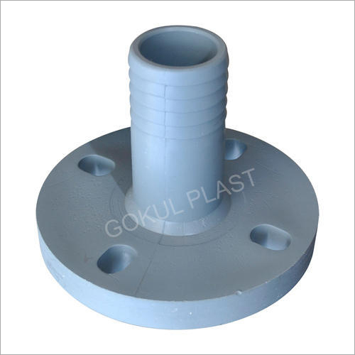 Flange End PP Hose Nipple