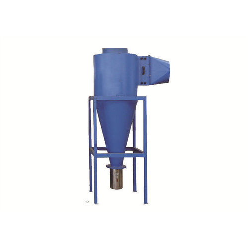 Mild Steel Cyclone Dust Collector, Electric