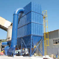 Mild Steel Multi Cyclone Dust Collector