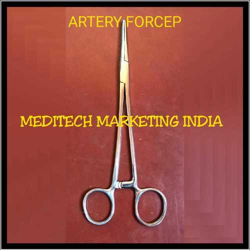 ARTERY FORCEPS CURVED