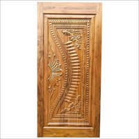 Designer Teak Wood Door
