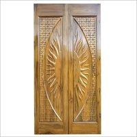 Modular Burma Teak Wood Door