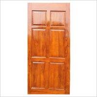 Panel Teak Wood Door
