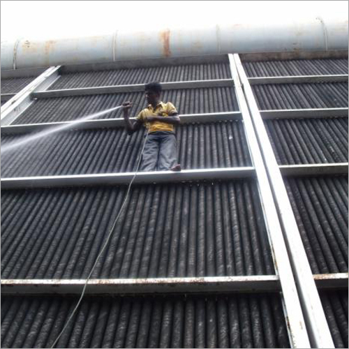 Cooling Tower Fins Cleaning Services